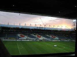 ヘーレンフェーンサッカー競技場