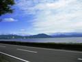 琵琶湖(今津)