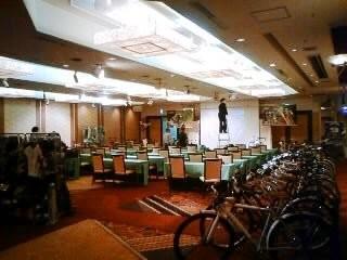 '08ダイワ精工㈱東京展示会