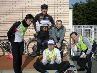 2012 フレッシュ 600kmオーバー達成!!