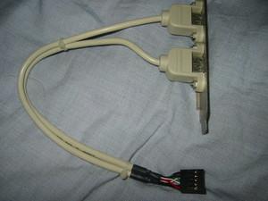 USBブラケット