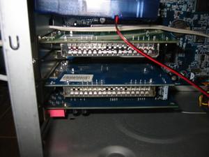 チューナー×2 PCIの状態