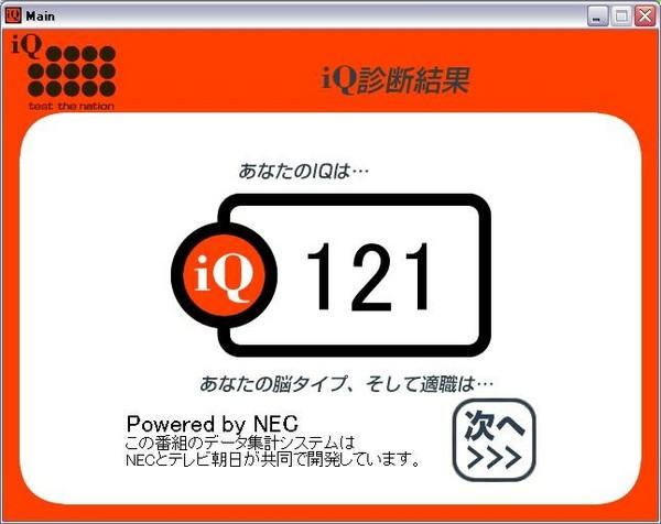 テスト・ザ・ネイション 2005
