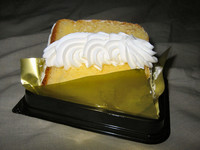 ファミマのケーキ