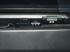 SS3500 スイッチ