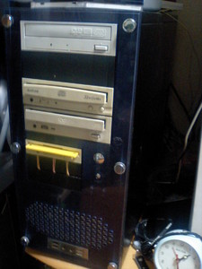 自宅PC2号機