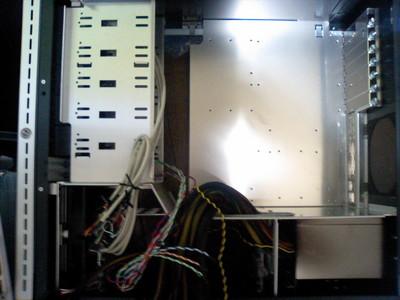 PC-101B内部写真1