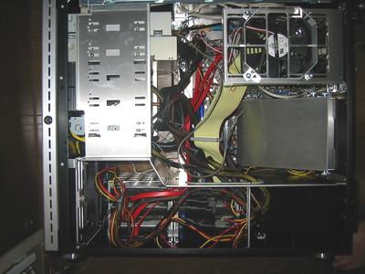 PC-101B内部写真3