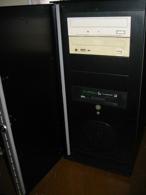 PC-101B内部写真5