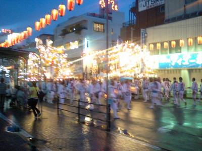 黒崎祇園2006 1