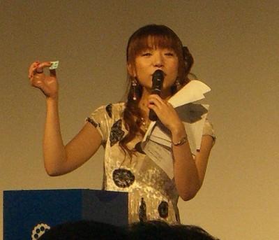 萬田美子さん '06