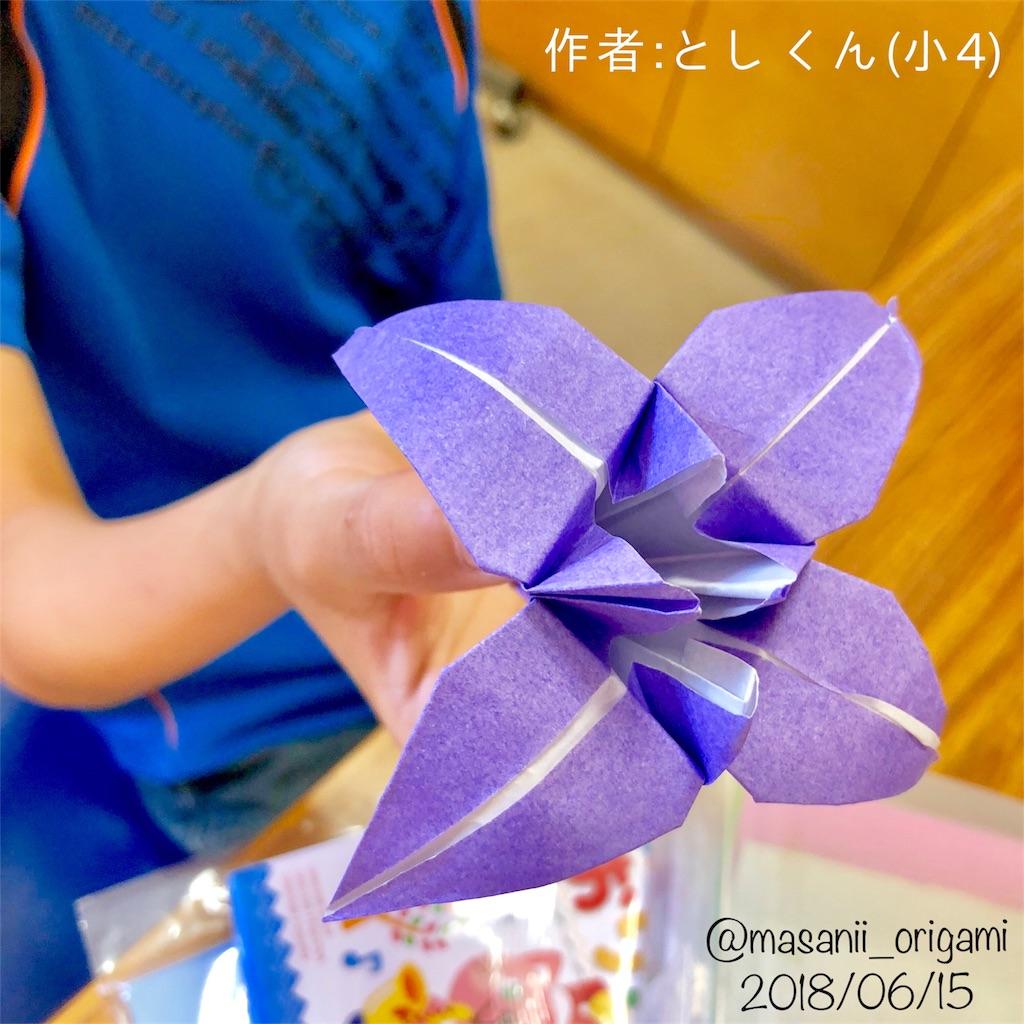f:id:masanii_origami:20180615204655j:image