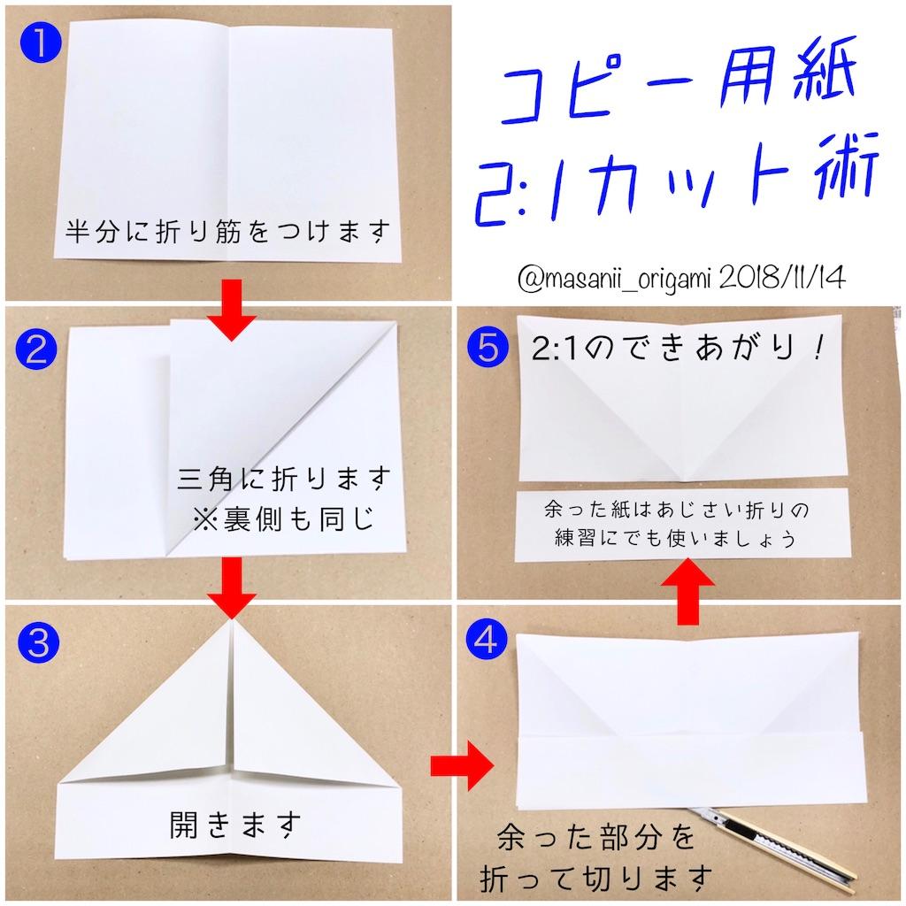f:id:masanii_origami:20181114204313j:image
