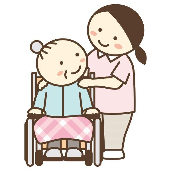 非介護者と介護士