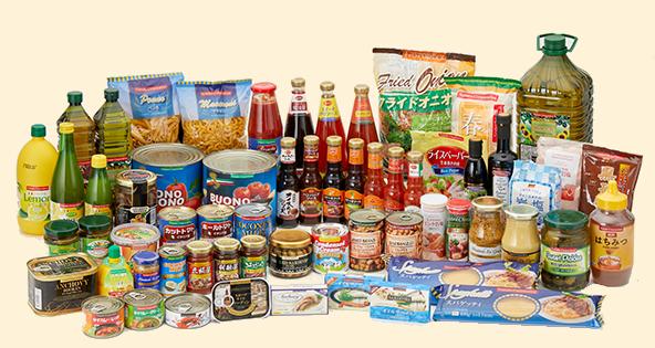 トマトコーポレーションの商品群