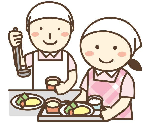 調理師のイラスト