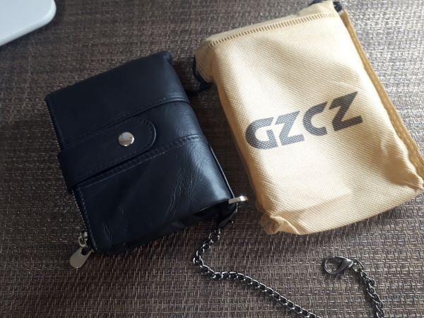 今回買った財布