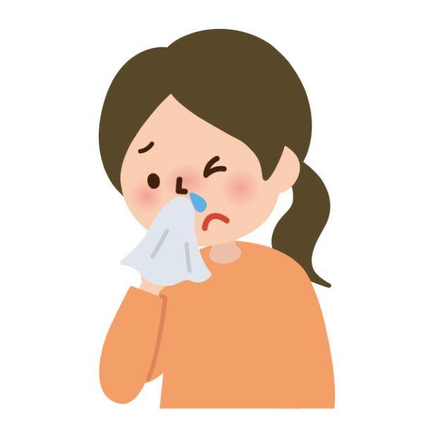 風邪のイメージ