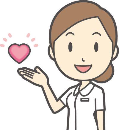 看護士のイメージ