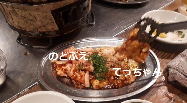 【三宮 焼肉】どんどん三ノ宮店の肉