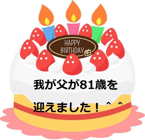 誕生日のイメージ