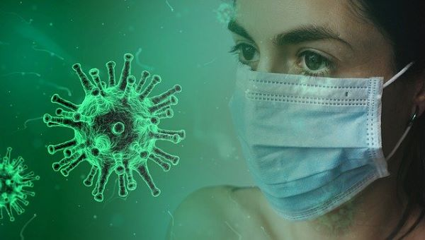 コロナウイルス感染症のイメージ