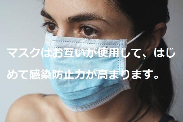 マスクのイメージ