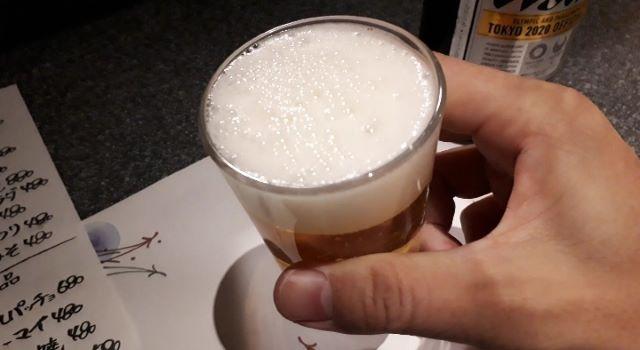 垂水駅前 居酒屋 万で一人飲み(オリジナル写真)