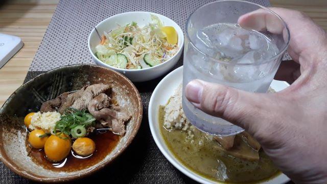SPICE LOVERS グリーンカレー HOTを食べる(オリジナル写真)