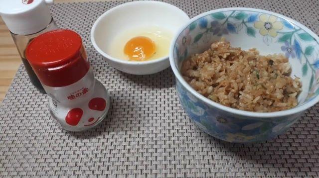 チキンラーメンアレンジ 炊き込みご飯(オリジナル写真)