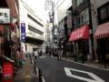 飯田橋で会社の友と昼めし。4Sよく写る。