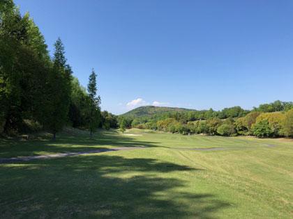 森林公園ゴルフ場東コース18H