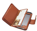 Piel Frama Natural Cowskin レザーケース(ウォレットタイプ) for iPhone 3G(Ostrich)