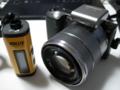HOLUX M-241 と SONY NEX-5