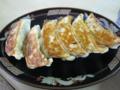 2011/01/13 『新立麺館』 餃子