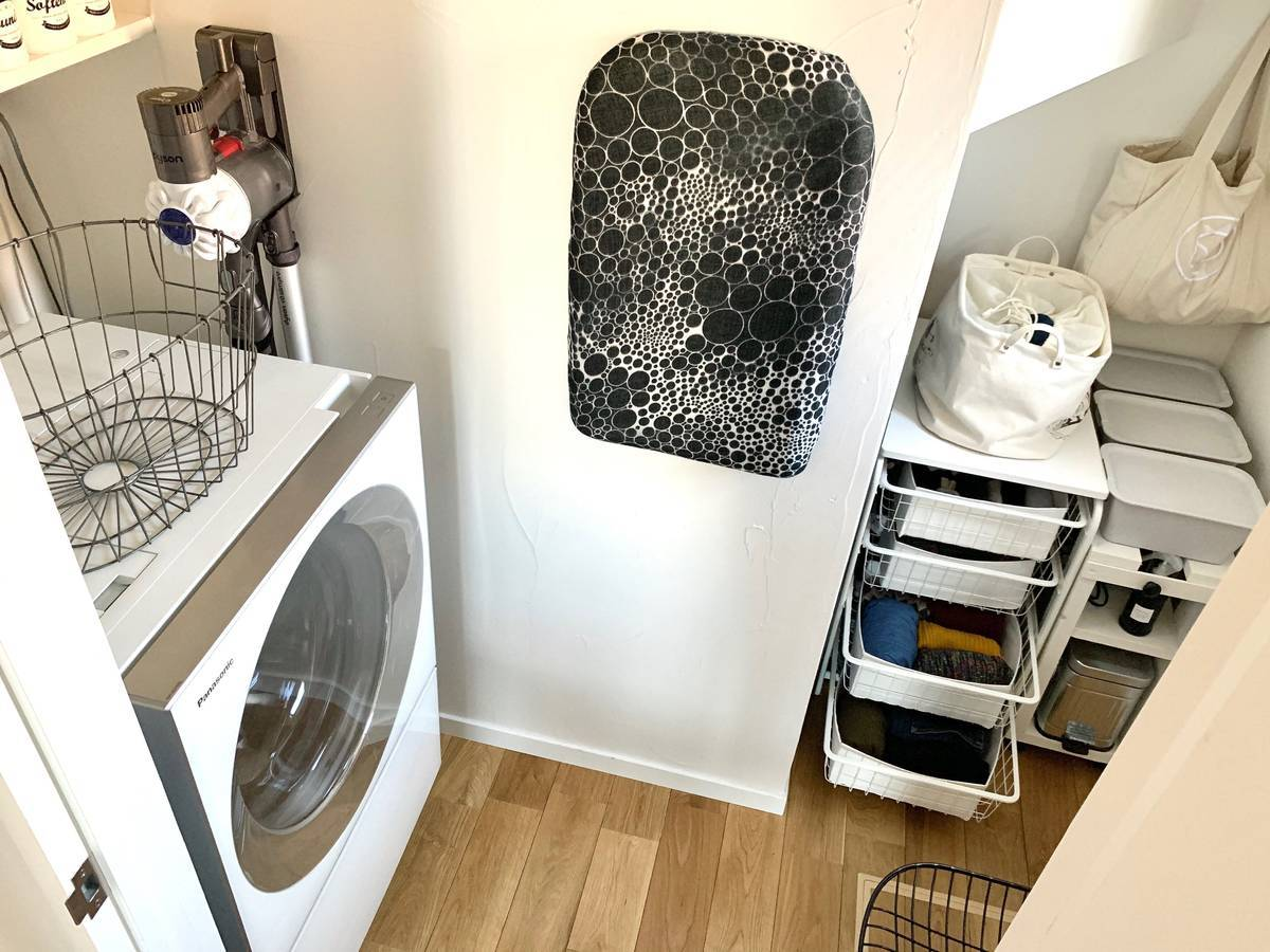 嫌いな家事の改善。洗濯物が片付けられない習慣を家事動線見直しで解決