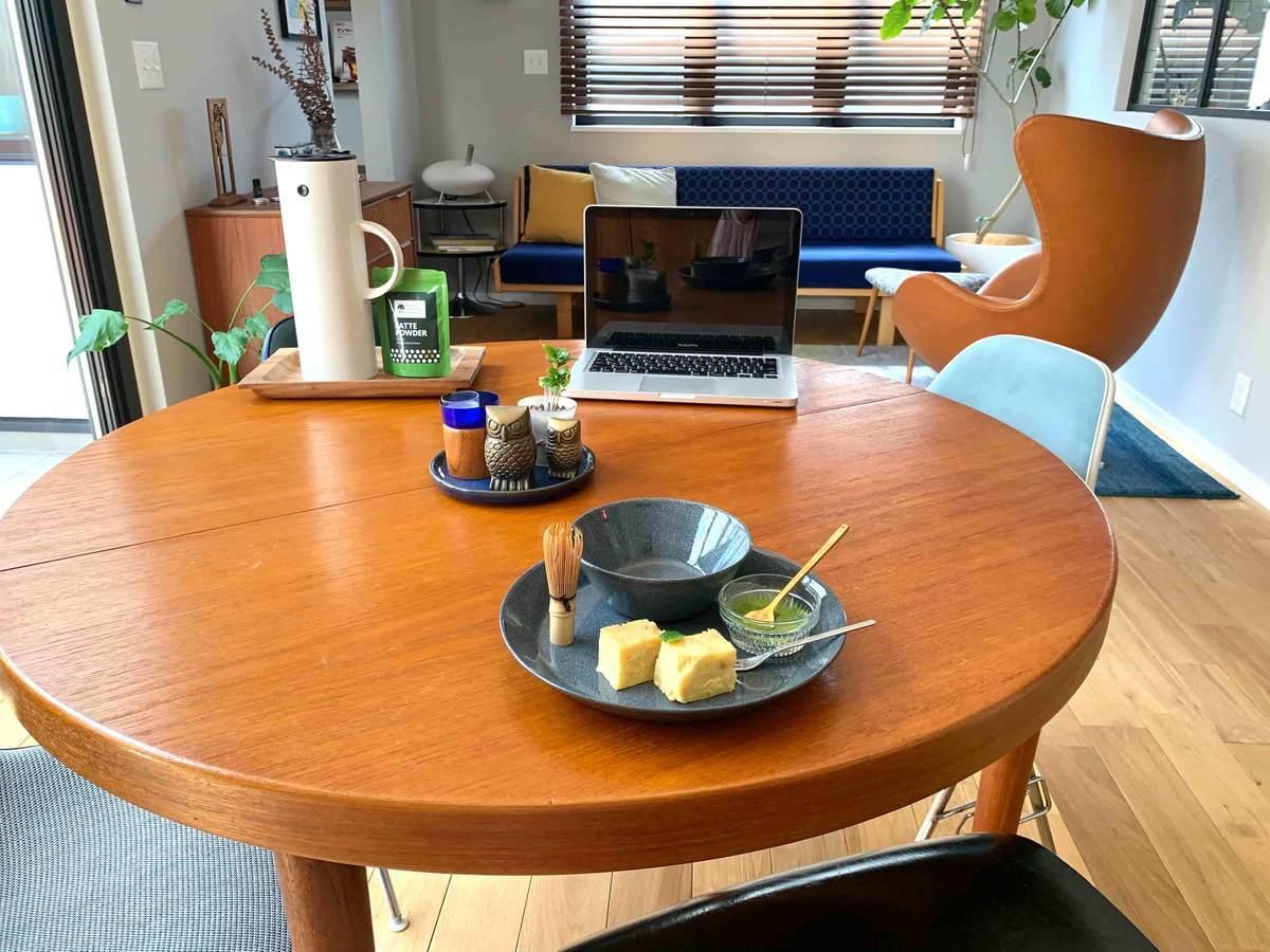 テーマを決めたオンラインお茶会でおうち時間をアクティブにする