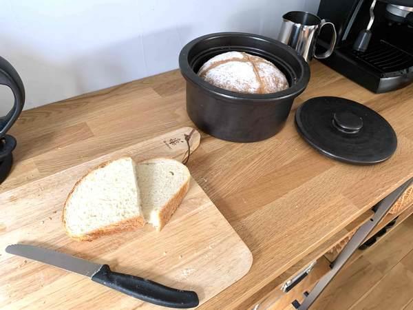 パンの保存に萬古焼の土鍋が活躍。調湿機能で美味しく長持ち