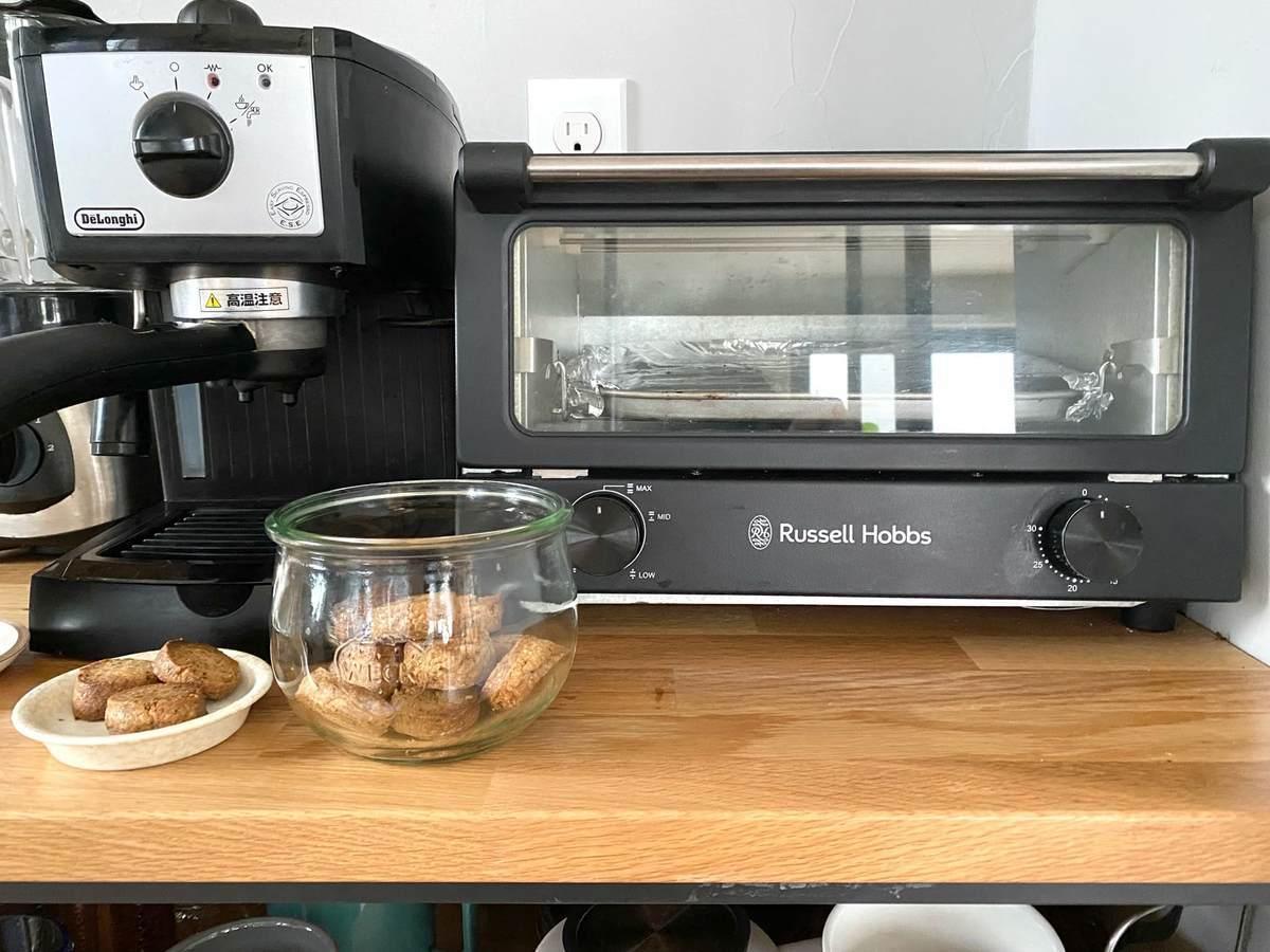 トースターのお菓子作りって本当に簡単?いろんなレシピで実験してみた