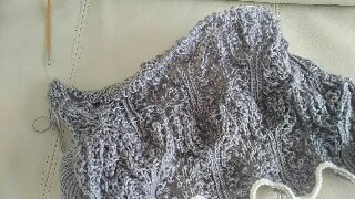 編み物ブログ毛糸だま169