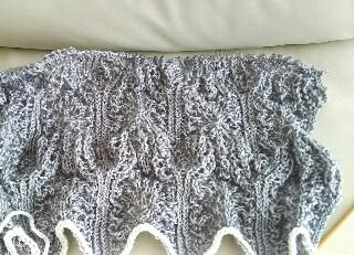 編み物ブログ毛糸だま169 2