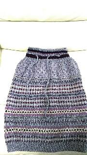とじはりなし輪あみかんたんニット編み物 ブログ