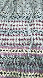 とじはりなし輪あみかんたんニット編み物 ブログ1