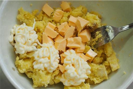 ポテトサラダの作り方