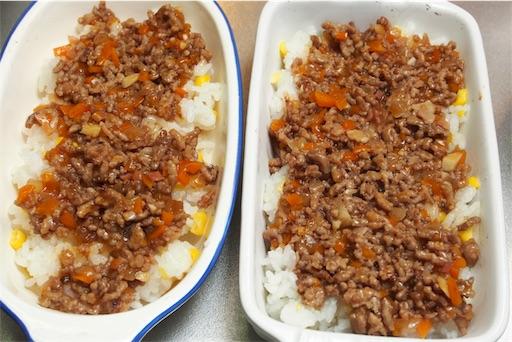 とうもろこしご飯のリメイクドリアの作り方