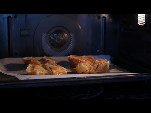 りんごのオーブン焼き