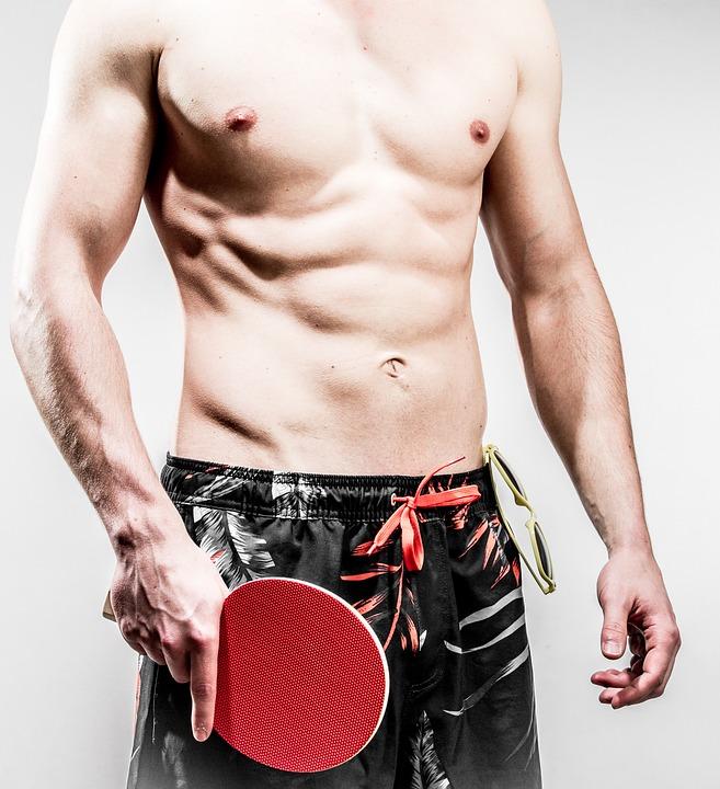 卓球と減量