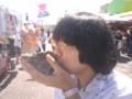 つるっと岩牡蠣。大きいんです。