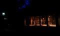 夜の沼津市民文化センター。昔ここで演奏したなぁ…