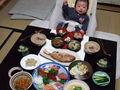 [赤子]お食い初めの準備ができたぞ!
